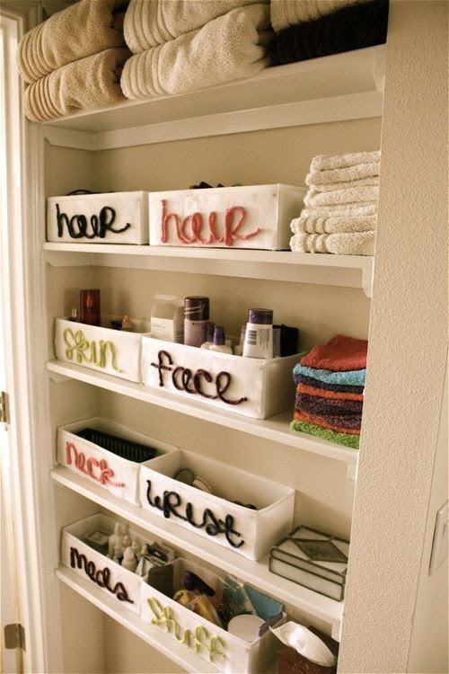 35 Great Storage and Organization Ideas for Small Bathrooms ...