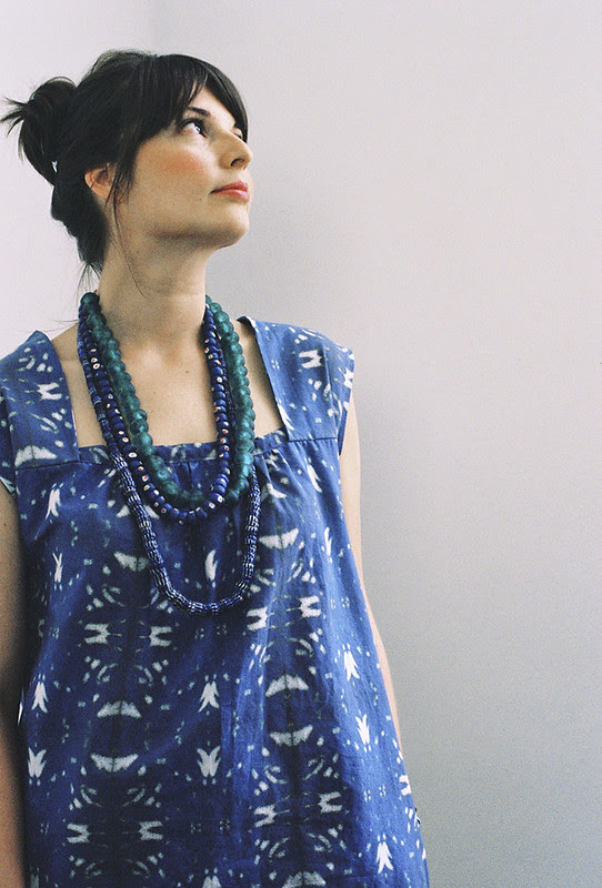 ERMIE New Huipil Dress