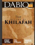 La copertina di Dabiq, la rivista di Isis