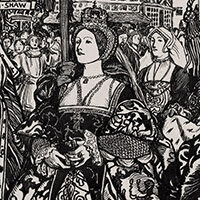 Byam Shaw, the Chiswick edition of Shakespeare