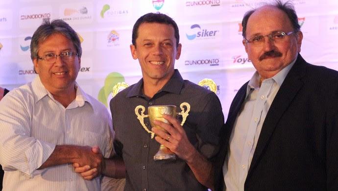 Fernando Tonet Alecrim Prêmio Craque Potiguar (Foto: Fabiano de Oliveira)
