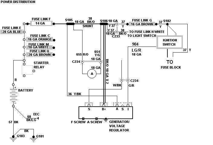 1986 F150 Alternator Problem - Help! - F150online Forums