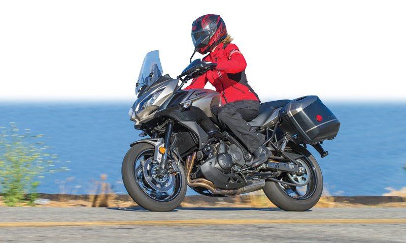 2017 Kawasaki Versys 650 Vs Suzuki V Strom 650