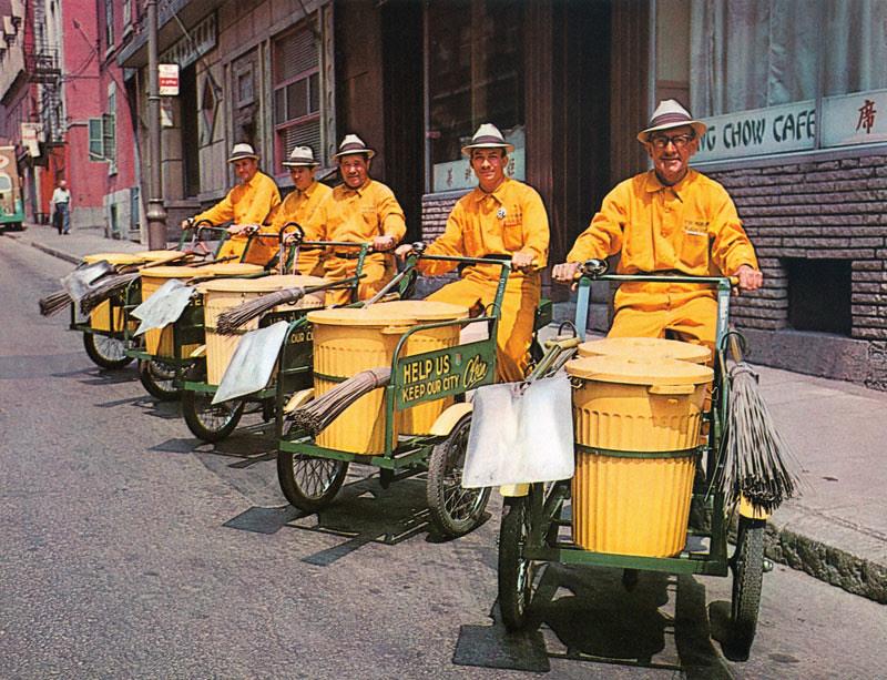 """Montreal's """"Men in Yellow"""""""