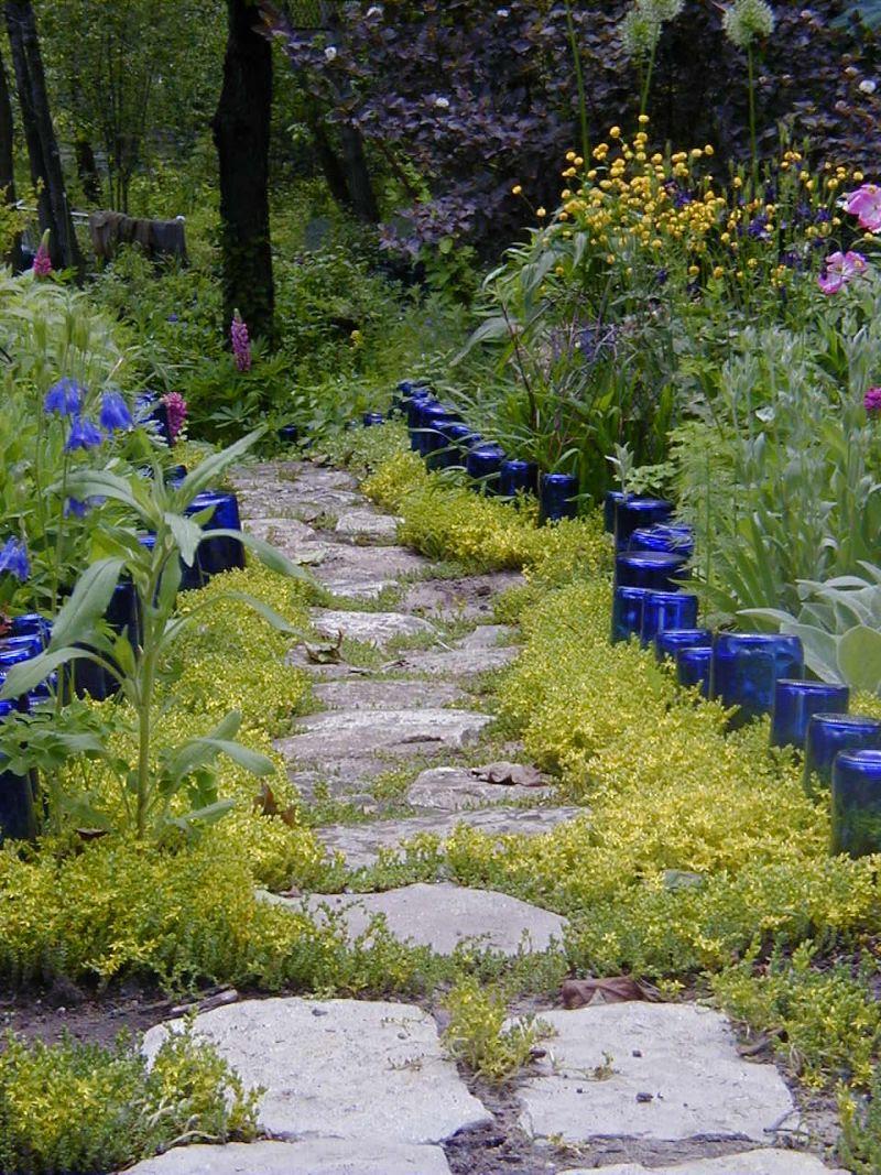Rock Garden Pathways Ideas