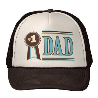 Retro Father's Day / Birthday Best Dad Hat