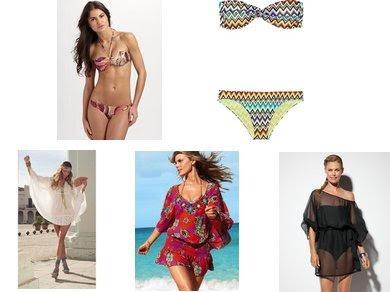 Emilio Pucci, Missoni, Beach Sexy, Sara Blakely