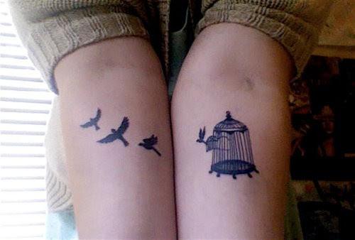 55 Beautiful Bird Tattoos