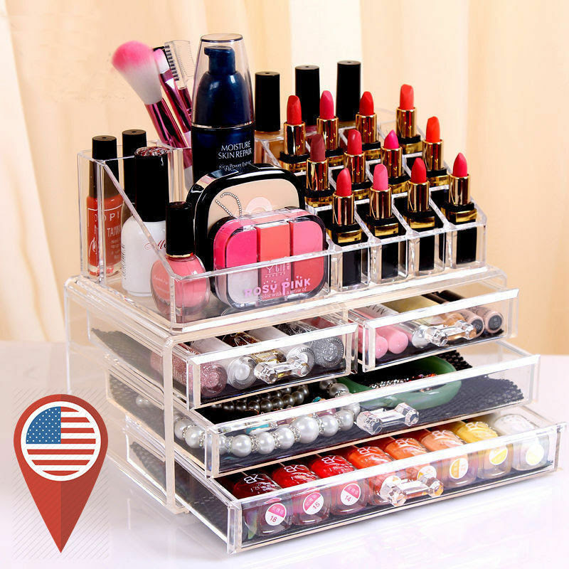 The 11 Best Makeup Organizers on Amazon | Allure
