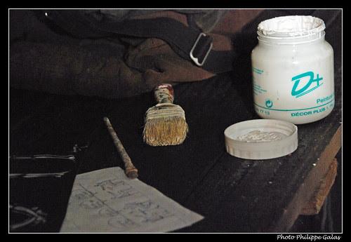 Outils de travail - Jerome Mesnager fait le M.U.R.