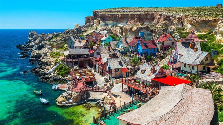 turismo de locais desconhecidos ao redor do mundo tudoporemail