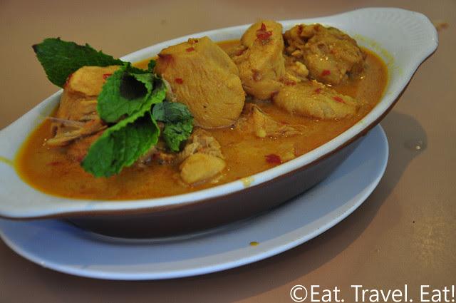 Curry Capitan