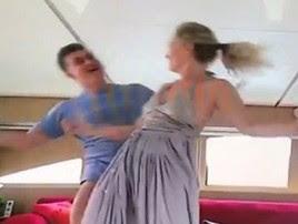 Angélica e Huck se despedem de feriado com dancinha; vídeo (Reprodução/Instagram)