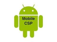 Mobile CSP
