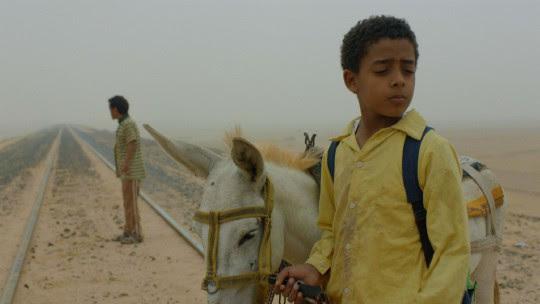 YOMEDDINE: 1res images d'une découverte égyptienne en compétition ce mercredi à Cannes