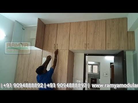 Ramya Modular Kitchen, Our Client Mrs. Priya Valentine Pallavaram, Modul...
