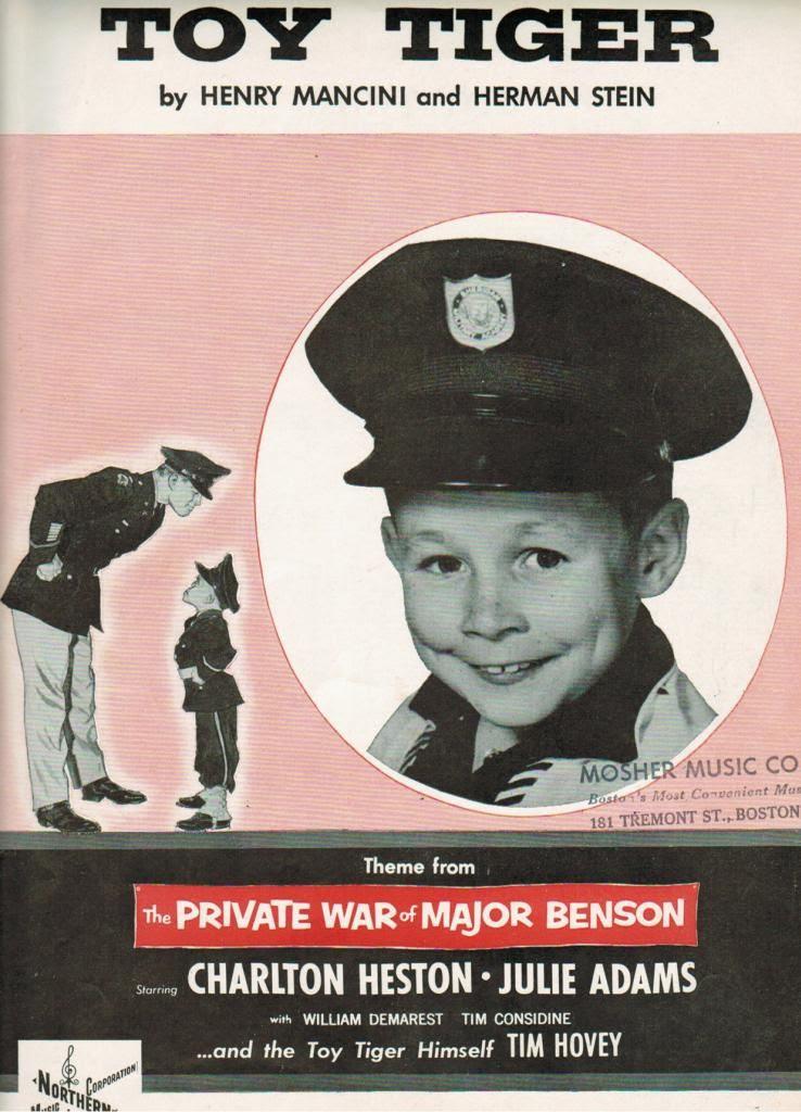The Private War Of Major Benson (1955)  Watch full movies here - magicalpiratebay
