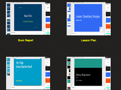 5 Awesome Presentation Templates for Teachers