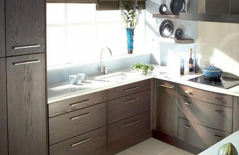 Contemporary Kitchen Design & Style Ideas | Home Interior Design ...