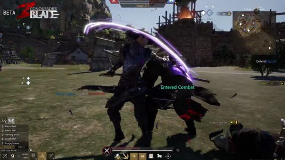 Conqueror's Blade Firms Up a Release Date for Beta