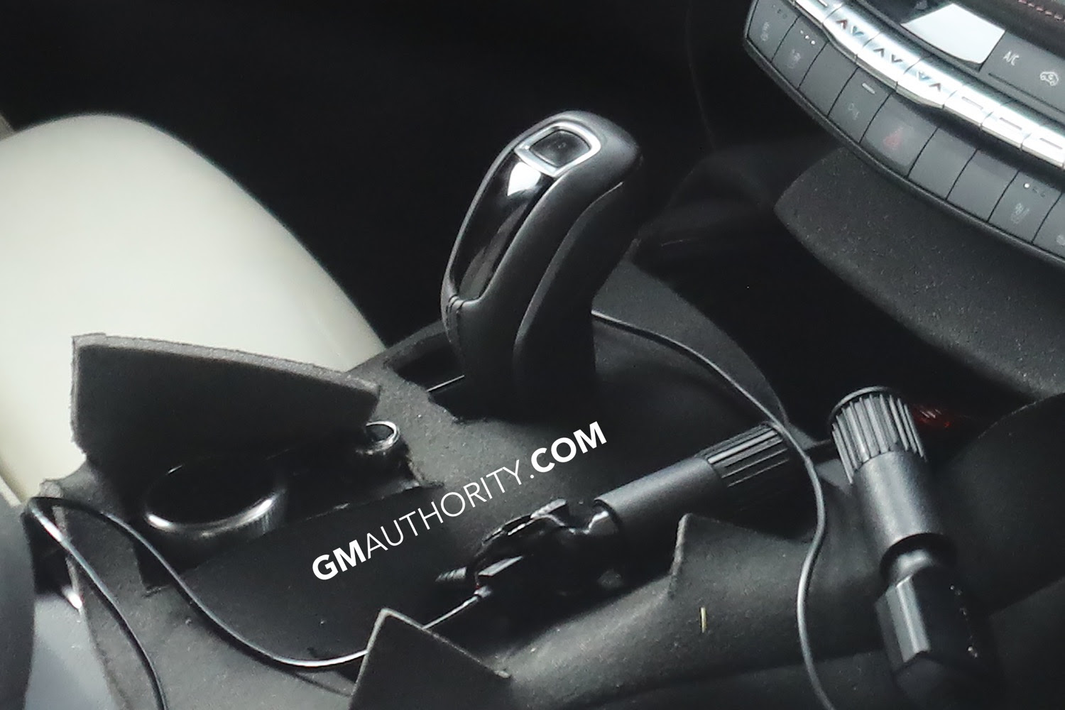 2019 Cadillac XT4 Interior Spied With All-New Design | GM ...