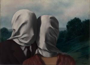 Magritte 300x219 Tormento y éxtasis en el Thyssen y Fundación Caja Madrid con Lágrimas de Eros