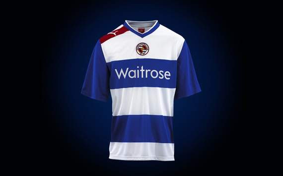 Reading: Away Jersey 2012-2013