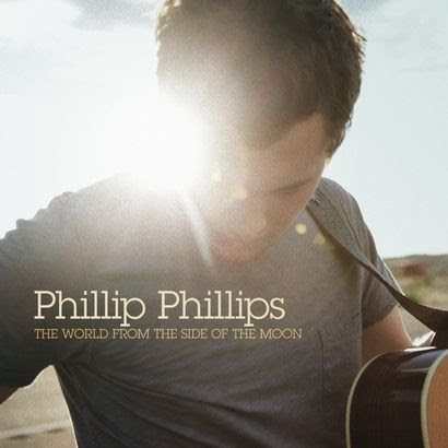 The World From The Side Of The Moon (Album Cover), Phillip Phillips