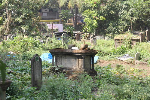 The Sad State of The Jewish Cemetery at Mazgaon by firoze shakir photographerno1