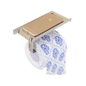 Wall Mounted Toilet Paper Storage Holder Wall Mounted Toilet Paper
