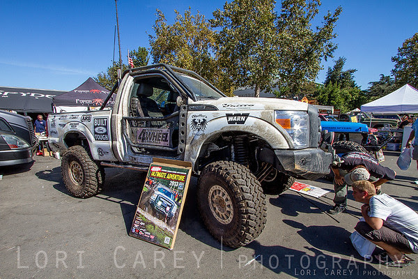 Peterson's 4Wheel and Offroad Magazine's 2013 Ford F-250 Project Truck: The Ultimate Super Dirty