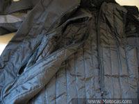 colete térmico jaqueta sbk v6