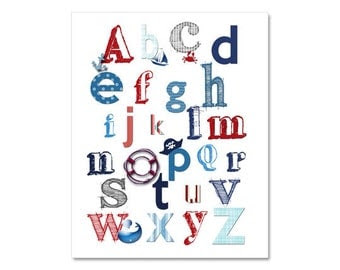 alphabet_print – Etsy