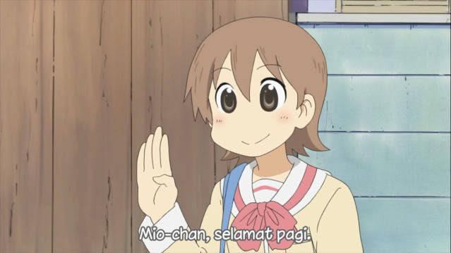 Selamat Pagi dalam Anime