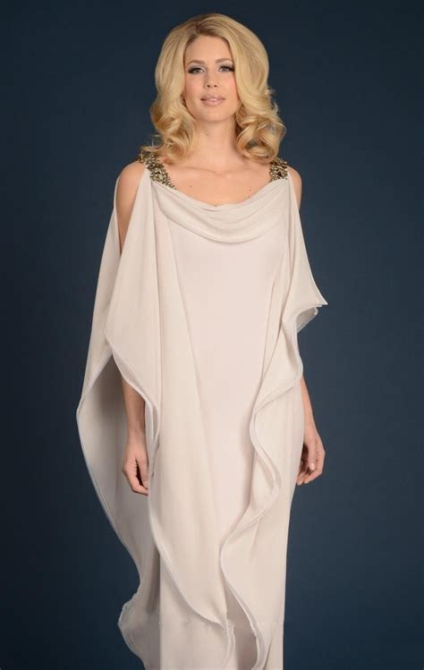 Elegant Long Casual Chiffon Mother of the Bride/Groom