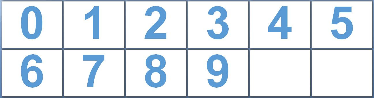 Number Names Worksheets : printable numbers and letters ~ Free ...