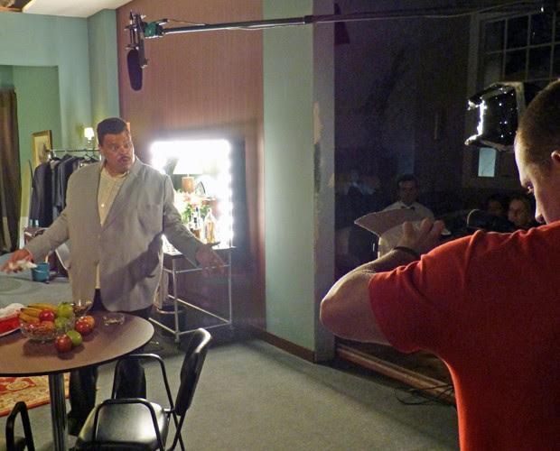 Babu Santana acredita que o papel veio no momento certo de sua carreira  (Foto: Stephanie Candido/Gshow)
