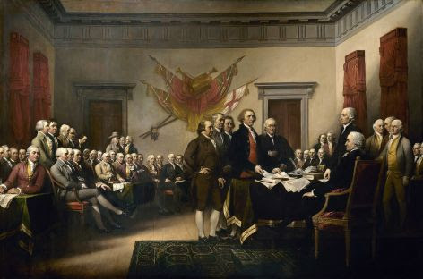 The Fourth of July in Prophecy