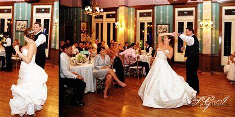 Magnolia Ballroom Houston Wedding Reception