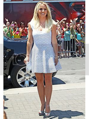 Britney Spears X Factor Kansas City Auditions