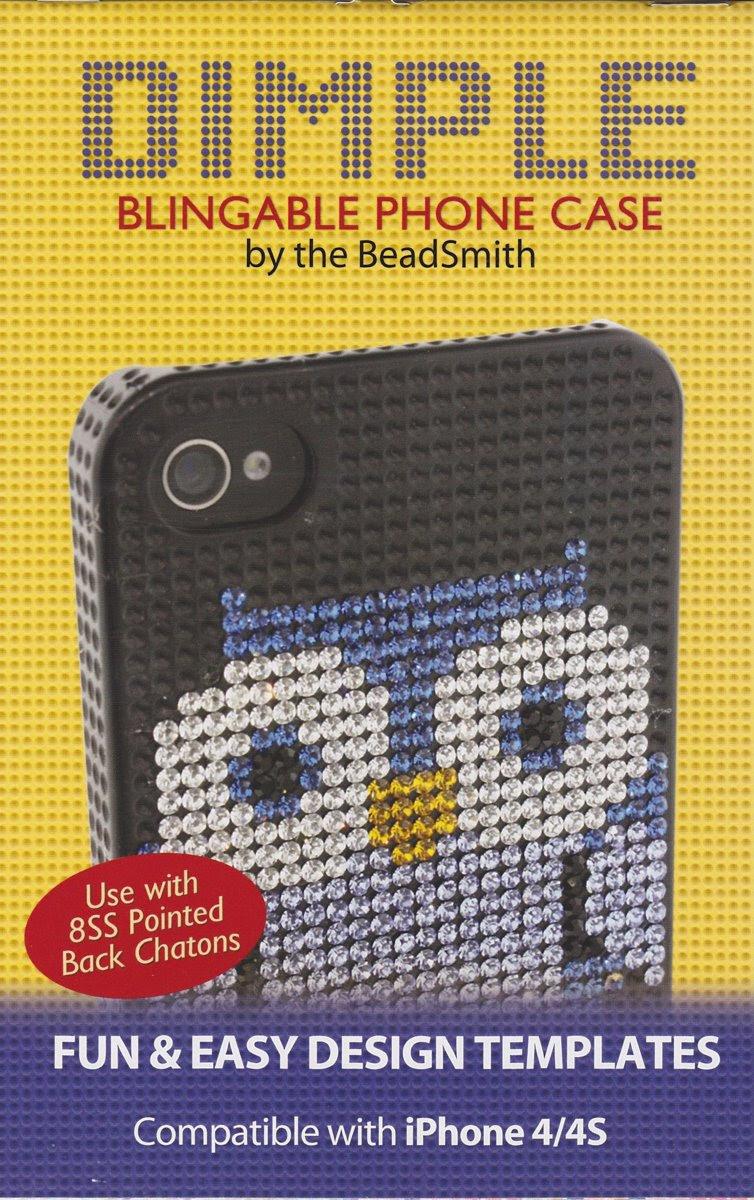 s35986 Booklet -  Dimple - Blingable Phone Case Patterns -  (1)