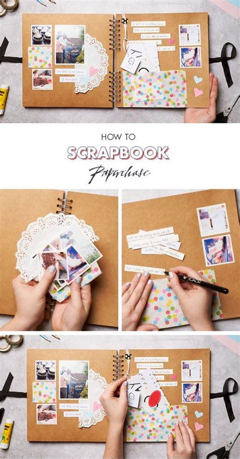 diy heart touching scrapbook ideas bored art