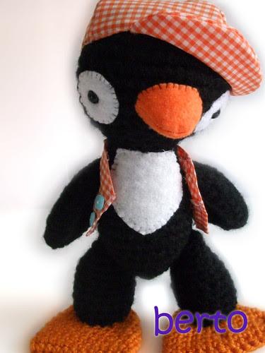 Cute Penguin Bertoso!!♫♪