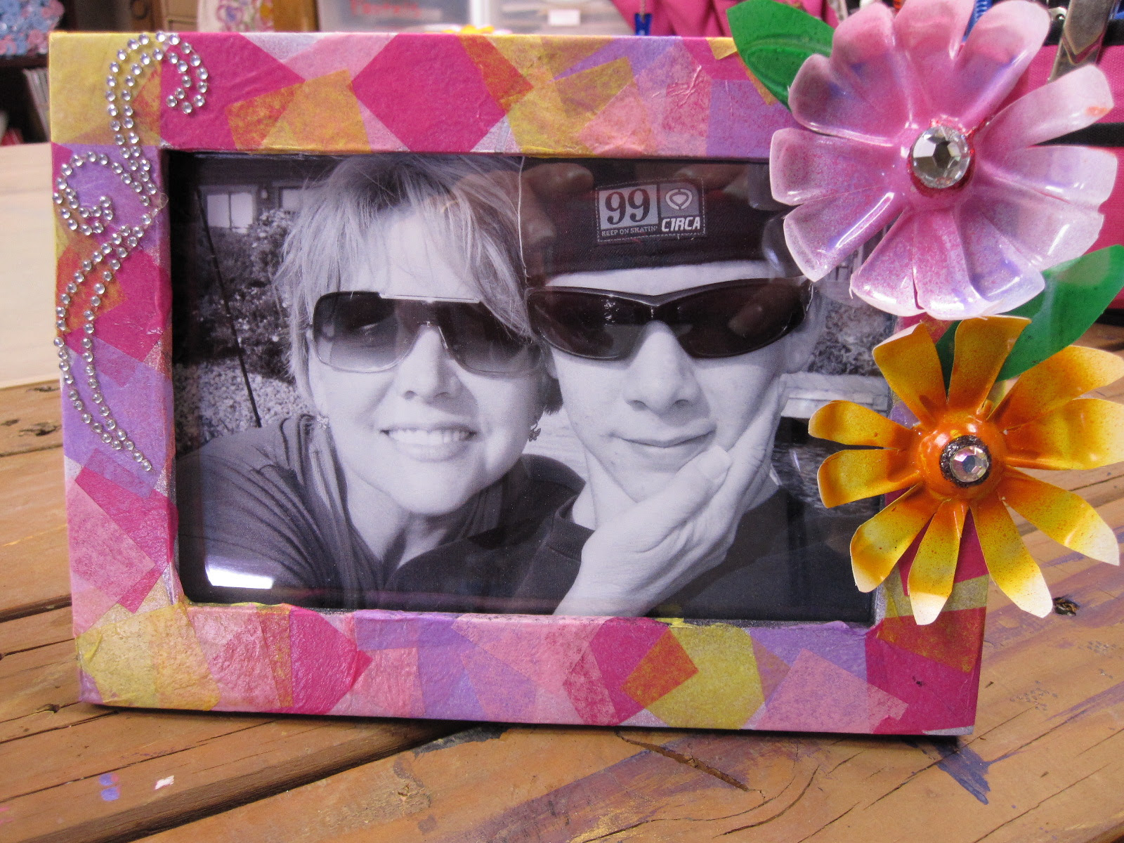 Super Simple With Terri O Mothers Day Frame