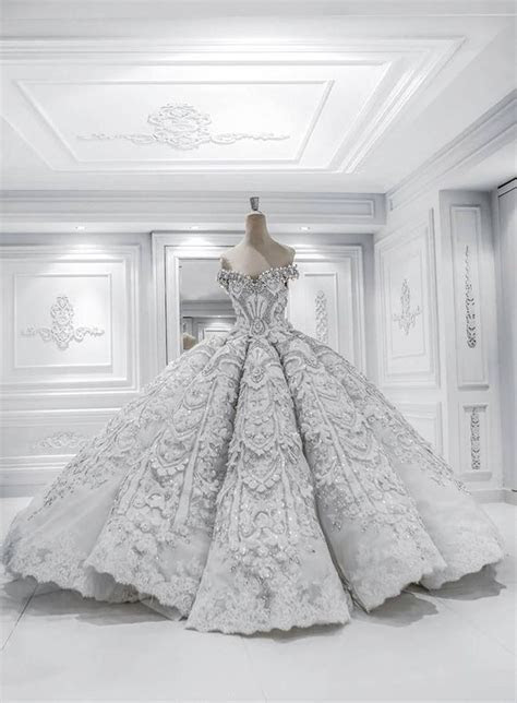 99 best images about big poofy wedding dresses on Pinterest