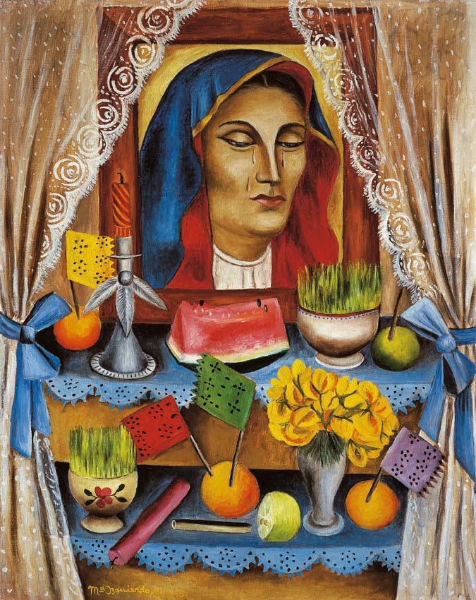 "Image result for Altar de Dolores"" , Maria Izquierdo"