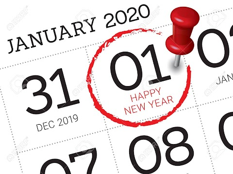 New Year 2020 Day