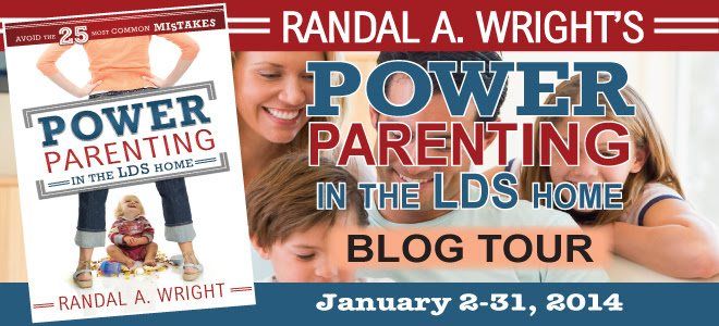 Power Parenting blog tour