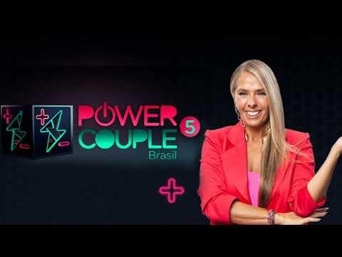 Power Couple Brasil 5 Ao Vivo