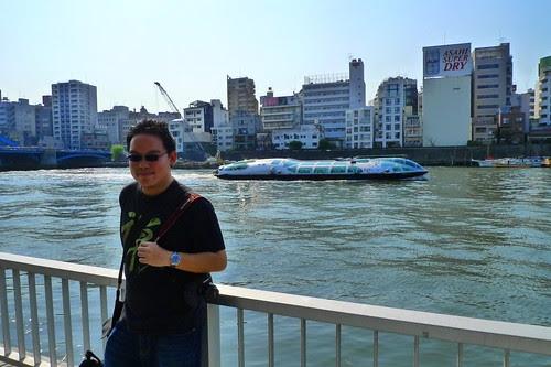 Me with Himiko Waterbus